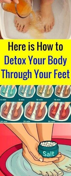 Ancient Remedies Here Is How To Detox Your Body Through Your Feet! – Good Healthy - The ancient Chinese medicine practiced a detox method through the feet, based on the belief that the feet contain Health Benefits, Health Tips, Health And Wellness, Health And Beauty, Health Fitness, Exercise Benefits, Herbal Remedies, Health Remedies, Home Remedies