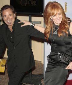 Bruce Springsteen & Patti Scialfa
