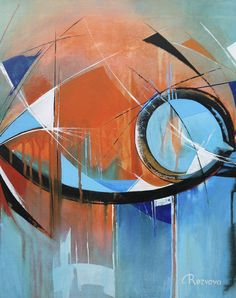 Abstract Painting, Acrylic on Canvas Buy Paintings Online, Online Painting, All Seeing Eye, Abstract, Canvas, Artwork, Stuff To Buy, Summary, Tela