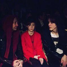 Thom, Agnes & Noah