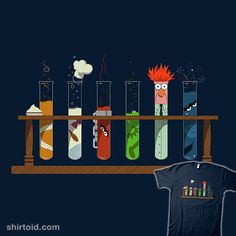 Deep Space, The Beatles, Chemistry, Science, Film, Movies, Shirts, Design, Outer Space