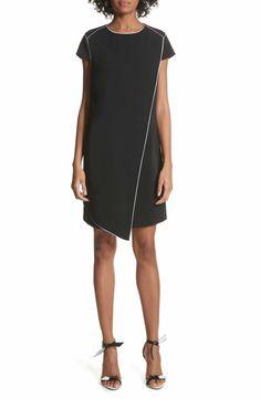Main Image - Ted Baker London Artiro Asymmetrical Shift Dress