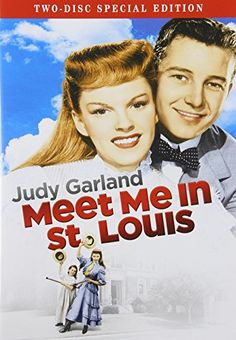 Meet Me In St. Louis: Special Edition (DVD)St. Louis 1903. The well-off Smith family has four beautiful daughters, including Esther and little Tootie. Seventeen-year old Esther has fallen in love with John, the boy next door who has just moved in. He, however, barely notices her at first. The family is shocked when Mr. Smith reveals that he has been transferred to a nice position in New York, which means that the family has to leave St. Louis just before the start of the St. Louis 1904…
