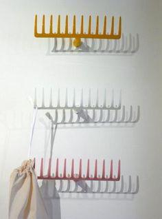 """Auf der Suche nach hübschen Garderoben für den Flur habe ich diese Garderobe hier bei dem französischen Onlineshop """"The Collection"""" entde"""