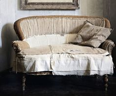 Upholstery; Layering fabric