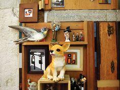 LIDA @ Oficina de Gezo Marques, Artista e Diretor Criativo e de Arte, Lisboa Interior Design, Animals, Inspiration, Principal, Creative, Lisbon, Wings, Creativity, Artists