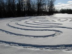 Cool  labyrinth :-)