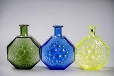 Huutokauppa Helander House Interiors, Finland, Glass Art, Vase, Bottle, Design, Home Decor, Decoration Home, Room Decor