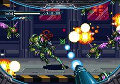 Metroid: Other M Pixel Artist: @jnkboy Source: jnkboy.tumblr.com