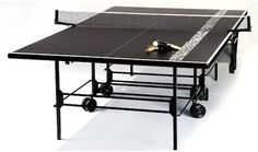 Baxter turns us to this ping pong table from James Perse. The custom James Perse Ping Pong Table is branded with the Malibu beaches graphic. The table is durable for both indoor and outdoor and is weather resistant. Backyard Plan, Table Games, Ping Pong Table, Game Room, New Homes, Indoor, Cool Stuff, Diy Stuff, James Perse