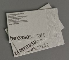 Business Card Ideas and Inspiration #10
