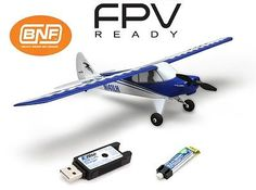 ﹩99.99. HOBBYZONE SPORT CUB S BNF BIND IN FLY BEGINNER RC AIRPLANE W/ SAFE TECH HBZ4480    Type - Airplanes, Fuel Source - Electric, State of Assembly - BNF, Scale - PARKFLYER, Gender - ANY, Year - 2017, Fuel Type - Electric, Material - Foam, Required Assembly - Bind-N-Fly (Transmitter required), UPC - 605482577486