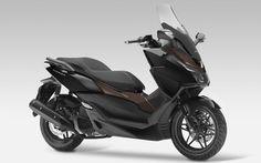 Honda - FORZA 125 ABS - Catalogue Paris Nord Moto
