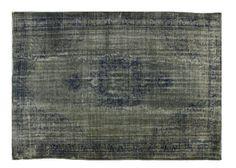 Vintage vloerkleed, recoloured, taupe 290cm x 205cm  (nr1023)   Dit kleed wordt begin april in Nederland verwacht