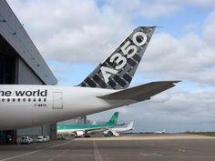Aer Lingus (@AerLingus) | Twitter  A350 at dublin airport