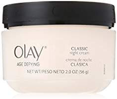Olay Age Defying Classic Night Cream, 2 Ounce g) Olay Age Defying, Best Anti Aging Creams, Skin Care Cream, Face Skin Care, Best Face Products, Image Link, Night, Face Creams, Moisturizers