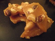 How to make Toffee Brittle