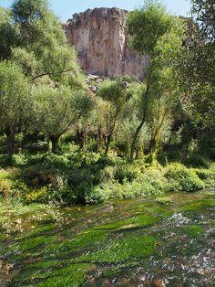 Ihlara Valley, Cappadocia, Turkey