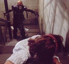 Return of the living dead.... Tar Zombie