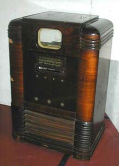 early televisions - Google Search - look at the size of the screen.  These were in storage in our attic when I was a kid - already outdated.