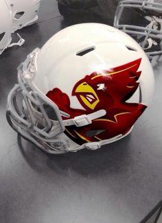 new Iowa State helmets.