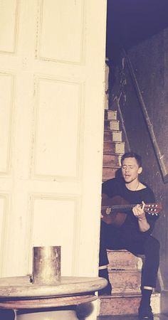 Tom Hiddleston (Can this man stop making me fall for him? Real life guys are going to fall short :) )