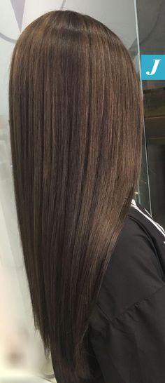 Very natural Shades of Degradé Joelle. #cdj #degradejoelle #tagliopuntearia #degradé #igers #musthave #hair #hairstyle #haircolour #longhair #oodt #hairfashion #madeinitaly