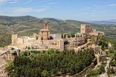 Fortaleza de la Mota (Jaén)