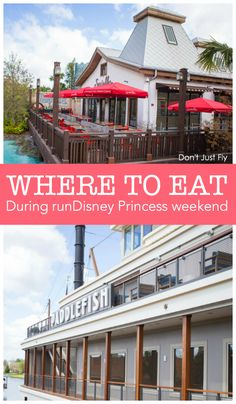 Reserve your dining ahead of time with these great suggestions for where to eat for the runDisney Princess marathon weekend. Have the best girls' trip ever with these vacation planning tips for you and your friends. Run Disney, Disney Family, Disney Fun, Walt Disney World, Disney Worlds, Disney Tips, Disney Magic, Disney Parks, Best Family Vacation Spots