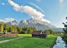 Grainau in Oberbayern