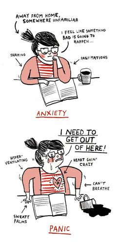 Finding panic attack relief is therefore extremely important to do as early as possible. Panic attacks are severe form of symptoms caused by stress. Anxiety Tips, Anxiety Help, Social Anxiety, Stress And Anxiety, Overcoming Anxiety, Anxiety Cat, Calming Anxiety, Health Anxiety, Causes Of Panic Attacks