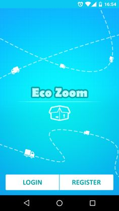 This is an application of Eco Zoom design for Android and IOS platform. Mainly core structure of application is to deliver packages from one place to another.