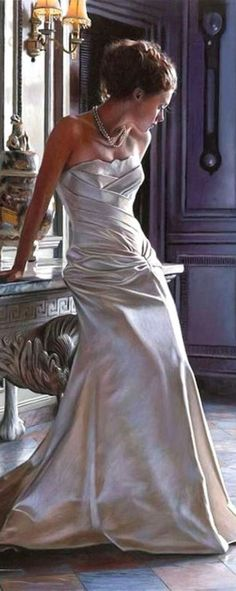 """""""A girl should be two things: classy and fabulous"""" Coco Chanel"""". Marchesa, Christian Dior, Versace, Alexander Mcqueen, Valentino, She's A Lady, Georges Chakra, Lilac Grey, Purple"""