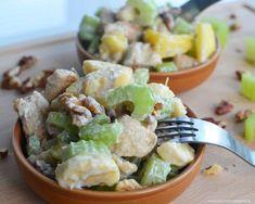 Kip bleekselderij salade - In Love With Health