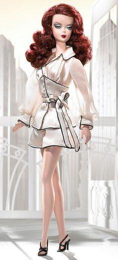 2005 Suite Retreat Barbie® Doll   Barbie Fashion Model Collection *SILKSTONE