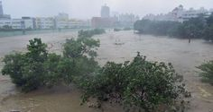Typhoon Soudelor Ransacks Taiwan Killing 6