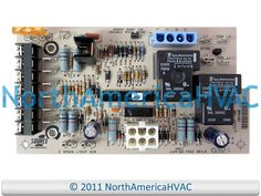 North America Distribution-Sellersburg Heating - York Luxaire Coleman Furnace Control Circuit Board 031-01264-002 S1-03101264002, $127.99 (http://www.northamericahvac.com/york-luxaire-coleman-furnace-control-circuit-board-031-01264-002-s1-03101264002/)