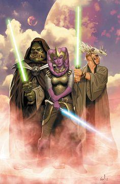 Star Wars by Jason St. John Wright