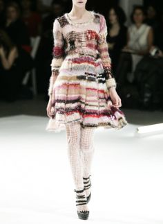 to i have the patience to knit this? or enough style to wear it?
