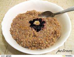Tiramisu, Oatmeal, Paleo, Yummy Food, Vegan, Breakfast, Fitness, Food Ideas, The Oatmeal
