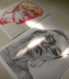 Added 2 new prints. Limited Edition of 30. in Bio. #uniquelab #art #artprint #illustration #sketch #uniquelabart