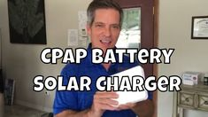 Power Outages? Get the Mini CPAP Battery with Solar Panel Charger by Zopec - YouTube Solar Panel Charger, Solar Panels, Beginning Running, Movie Projector, Solar Battery, Power Outage, Wall Outlets, Electrical Engineering