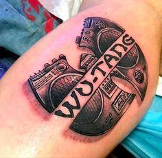 Top 40 Best Wu Tang Tattoo Designs Tattoos Pinterest