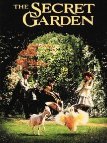 The Secret Garden. one of my favorite movies as a child!!!