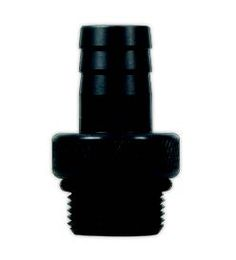 "#W737 3/4"" BARBED END — SAC VALVE THREADS -- Should be screwed into PRO X SAC with all-purpose pvc cement  PRICE $5.99"