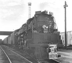 Richard Leonard's Union Pacific Big Boys and Challengers - 4-8-8-4 4005