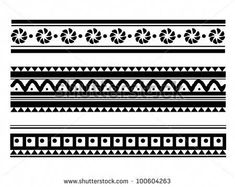 Find Maori Polynesian Style Bracelet Tattoo stock images in HD and millions of other royalty-free stock photos, illustrations and vectors in the Shutterstock collection. Armband Tattoos, Arrow Tattoos, Tribal Tattoos, Sleeve Tattoos, Maori Tattoos, Tatoos, Symbol Tattoos With Meaning, Symbolic Tattoos, Polynesian Tattoo Designs