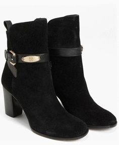 Tory Burch 'Robynne' Boots <3 Note, I don't expect to GET them, I just WANT them. A girl can dream!