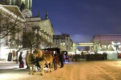 Germany does Christmas markets so well that 'German markets' are a regular festive fixture across Europe. But the market at Berlin's Gendarmenmarkt is one of the best.