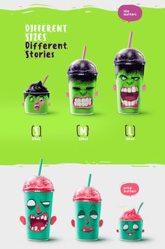Shake my head - the milk shakes packing design on Behance Cool Packaging, Food Packaging Design, Beverage Packaging, Packaging Design Inspiration, Bottle Packaging, Milk Shakes, Paper Cup Design, Gfx Design, Design Concepts